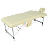 Массажный стол складной алюминиевый JFAL01A (МСТ-002Л) М