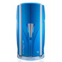 """Вертикальный солярий """"Luxura V7 48 XL High Intensive"""" б/у"""