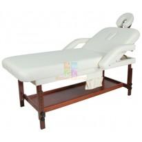 Стационарный массажный стол деревянный FIX-1A (МСТ-7Л) М