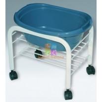 Мобильная ванночка для ног Ionto Sky M