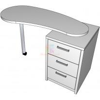 Маникюрный стол Fan M