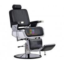 Мужское парикмахерское кресло Nathaniel Черное M