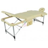 Массажный стол складной алюминиевый JFAL01A (МСТ-102Л) М