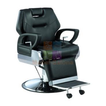 Кресло парикмахерское A100 Черное M