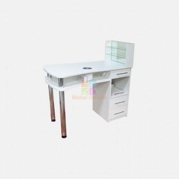 Маникюрный стол Ливио