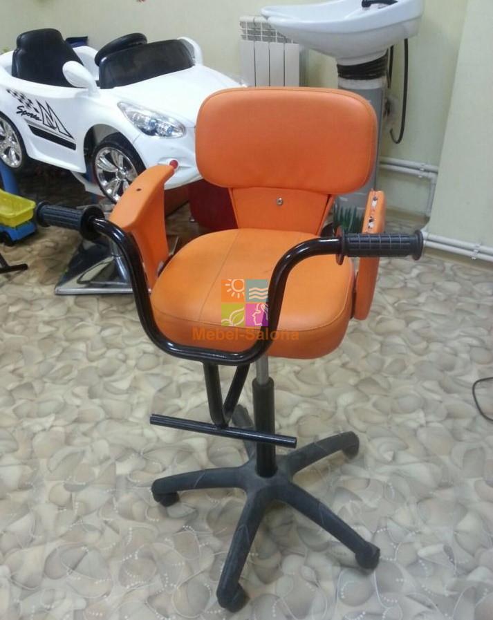 Детские парикмахерские кресла своими руками 82